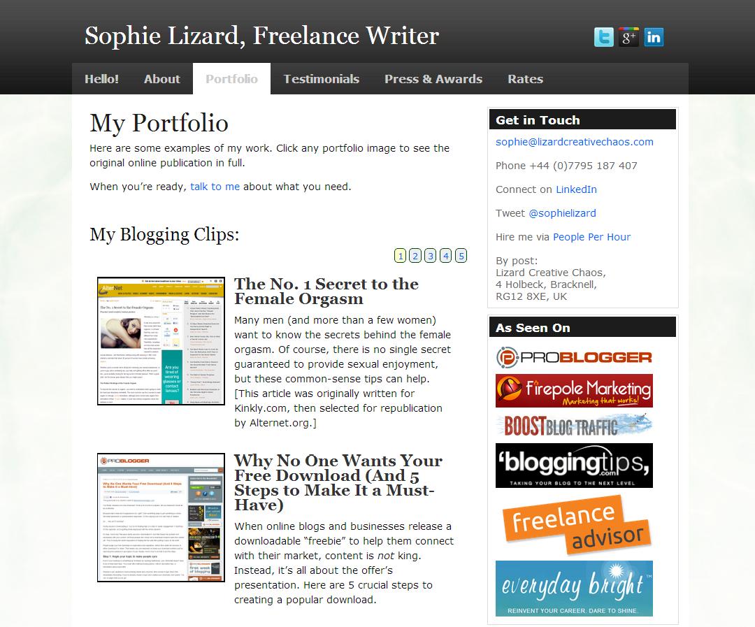 Freelance Resume Writing Rates