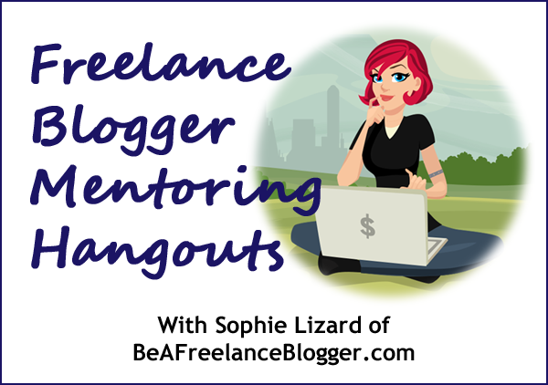 Live online mentoring groups for freelance bloggers